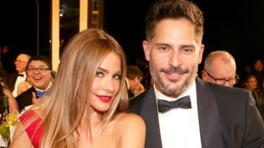 Sofia Vergara and husband Joe Manganiello.