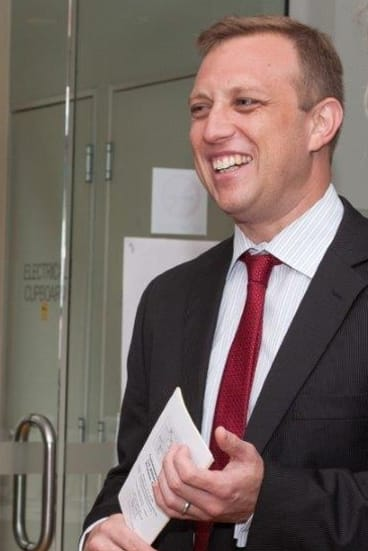 Dr Steven Miles, Minister for Environment.