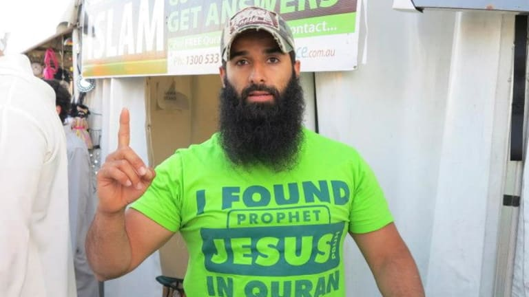 """Mohammed Ali Baryalei allegedly said he wanted the killings to be  """"continuous"""" and to make """"worldwide news""""."""