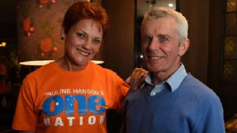 Some of your new Senators: Pauline Hanson and Malcolm Roberts.