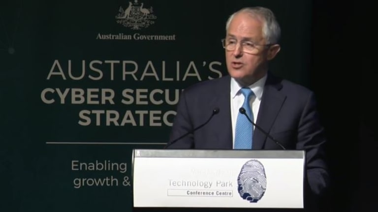 PM Malcolm Turnbull has pledged $230 million over four years under the Cyber Security Strategy, but UNSW's Professor Greg Austin would like it to include a civilian corps.