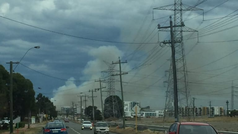 A bushfire emergency has been issued for residents in Forrestdale in the City of Armadale.