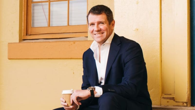 From premier of NSW to NAB: what Mike Baird did next