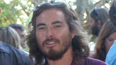 Ballina shark attack victim Matt Lee.