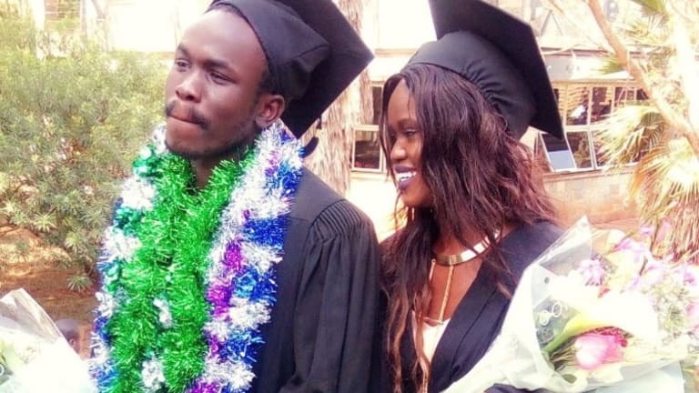 """""""Two #AfricanGangs graduate with a degree in crime"""": A new hashtag is empowering South Sudanese Australians."""