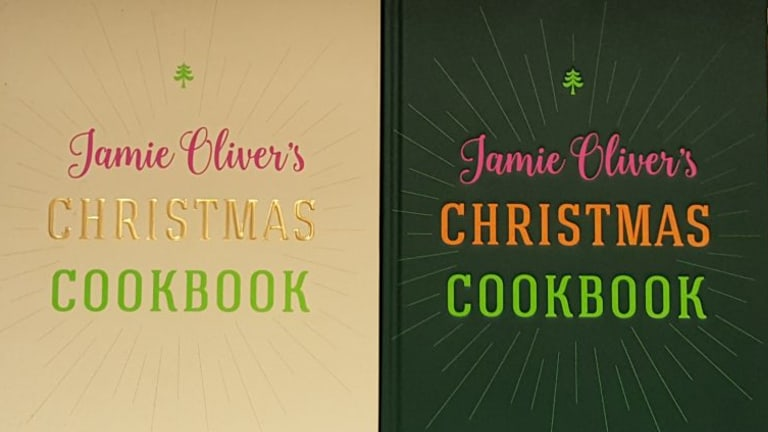 Top ideas for your 2016 christmas kris kringle gifts jamie olivers christmas cook book from kmart solutioingenieria Choice Image