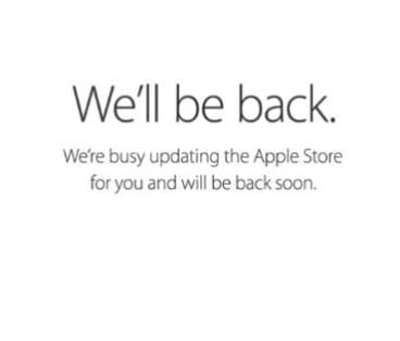 Pre-emptive bid: Apple had its message ready to go.