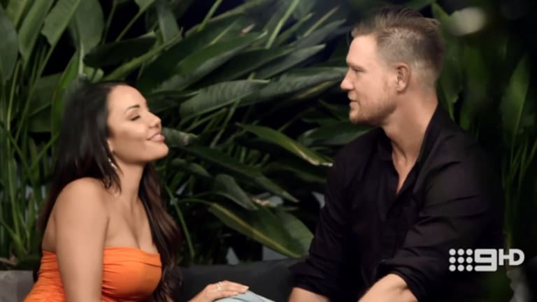 Davina and Dean are behaving duplicitously, which is shocking to see on reality TV.