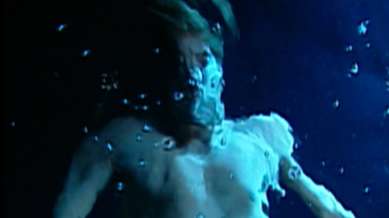 American video artist Bill Viola has been exploring the impact of slow-motion video footage for decades.