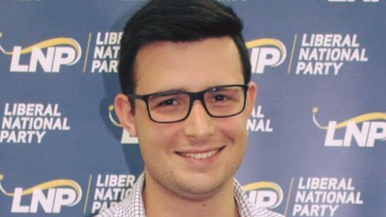Jonathan Pavetto is running in the federal seat of Kennedy.