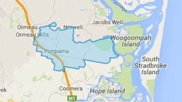 Pimpama, Australia's fastest-growing region outside a capital city.
