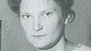 Janina Wojcik went missing in 1962. She died in Canberra six years ago.