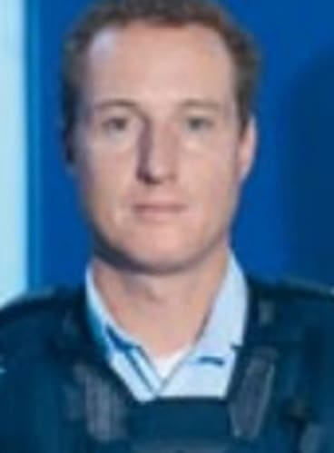 Leading Senior Constable Tim Baker.
