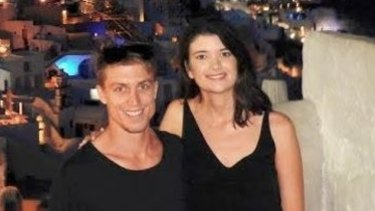 Australians Steph Sinclair and Beau Vaux learned about the attack the night before they were due to fly out of Istanbul.