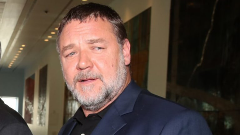 Russell Crowe: cast in Ned Kelly film.