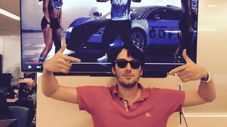 Martin Shkreli became America's most hated man in September when it was revealed his company bought a potentially life-saving drug and jacked up the price of it by some 4000 per cent.