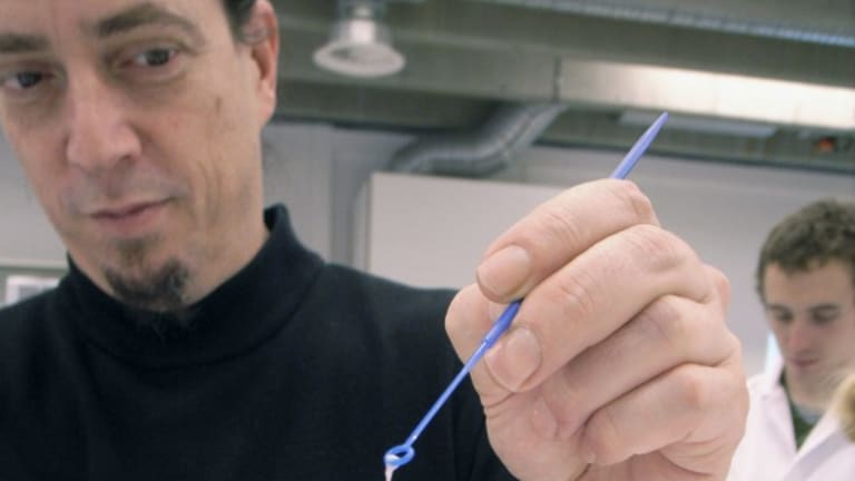 Growth fund: Oron Catts, heads the bio-art laboratory SymbioticA, based at the University of Western Australia.