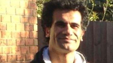 Iranian Kurd Fazel Chegeni died on Christmas Island.