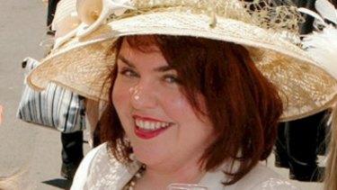 Kimberley Kitching.