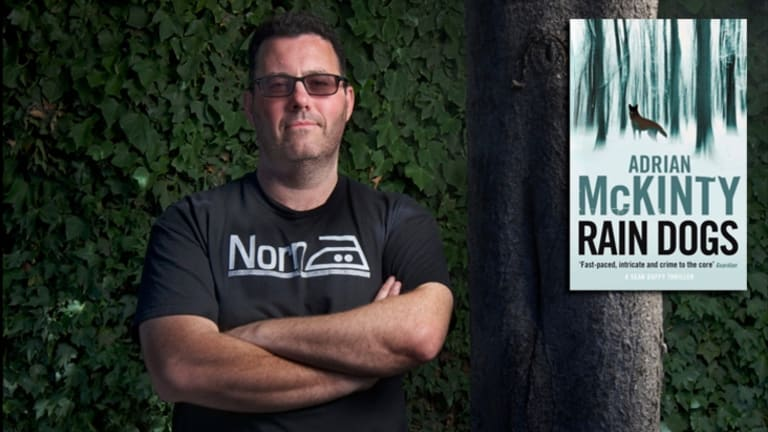 Adrian McKinty delivered another Sean Duffy novel with