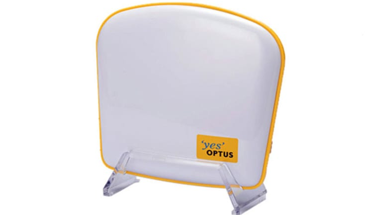 'No' Optus: the telco is replacing its mobile repeaters with the WiFi Talk app.