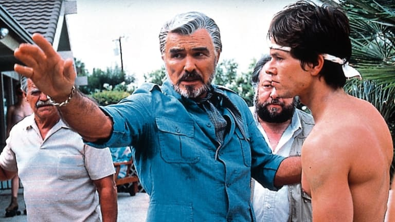 A scene from Boogie Nights.