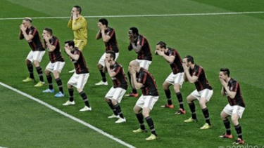 Stay classy AC Milan: How far should sports teams go to promote sponsors?