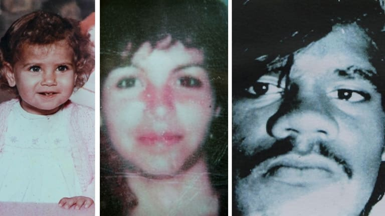 Bowraville victims: Evelyn Greenup, 4, Colleen Walker-Craig, 16, and Clinton Speedy-Duroux, 16.