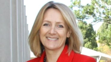 St Catherine's School headmistress Julie Townsend.