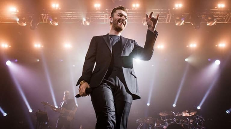 Sam Smith was previously forced to cancel his debut Australian tour.