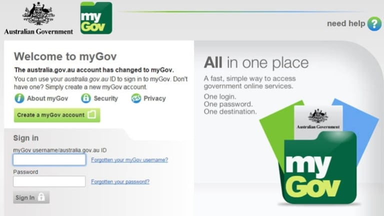 There has been another tech fail from the people behind myGov.