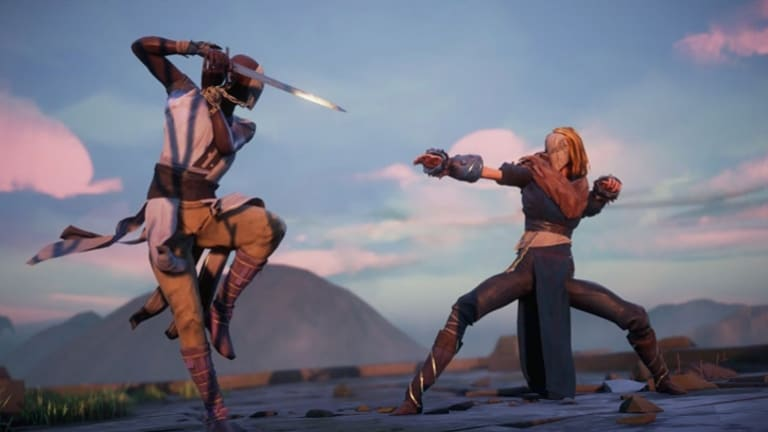 Demanding titles like <i>Absolver</i>, available on PC or the PlayStation 4, can force you to decide where your gaming allegiances lie.