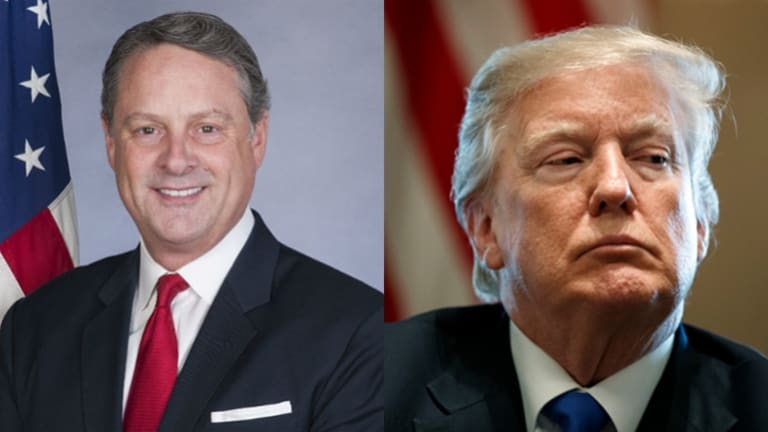 John Feeley, US ambassador to Panama, resigned from his post as he could no longer serve under Donald Trump.