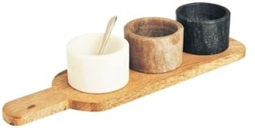 John Lewis Arundel pinch pot paddle tray, at Myer.