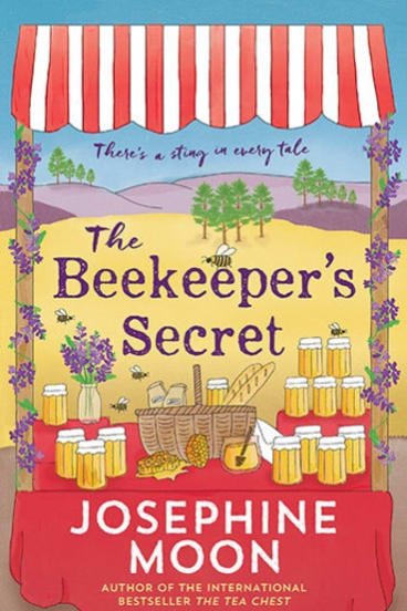 The Beekeeper's Secret, by Josephine Moon.
