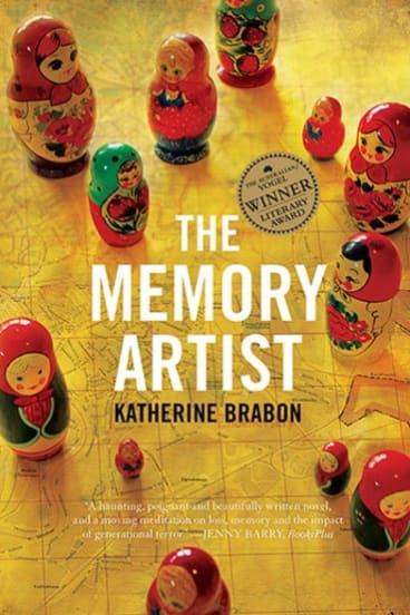 <i>The Memory Artist</i> by Katherine Brabon.