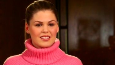 Belle Gibson had publicly claimed to have given away 25 per cent of her company's profits.