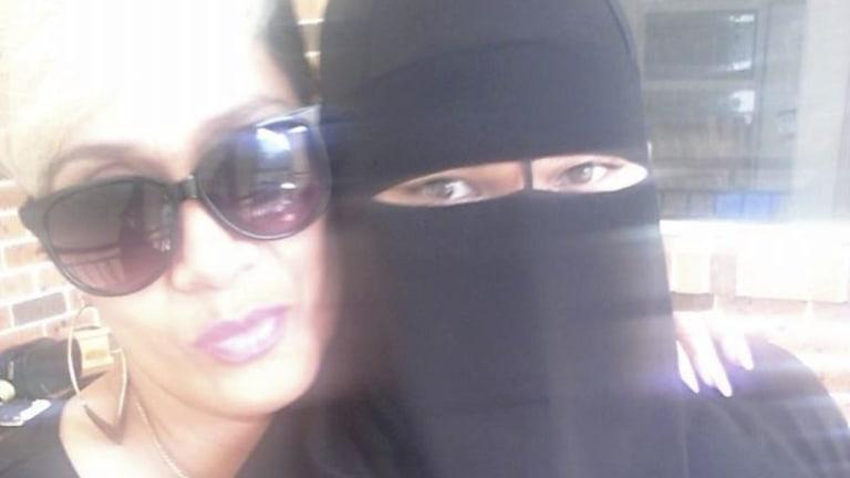 Alo-Bridget Namoa (right).