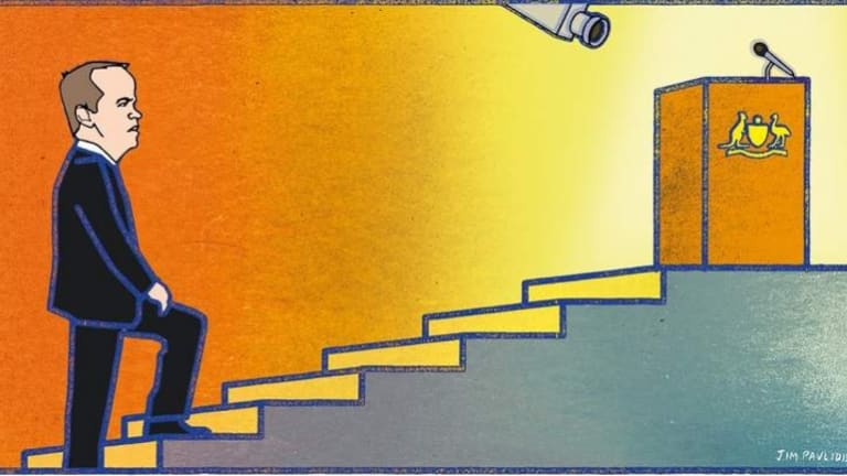 <i>Illustration: Jim Pavlidis</i>