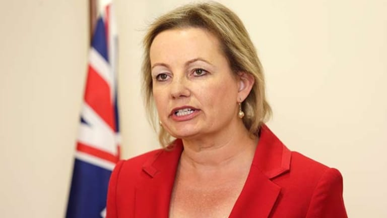 Health Minister Sussan Ley has highlighted growing health costs since taking the portfolio in December.
