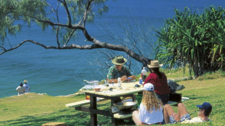 A Straddie Flyer concept from Brisbane's CBD to North Stradbroke Island is being considered.