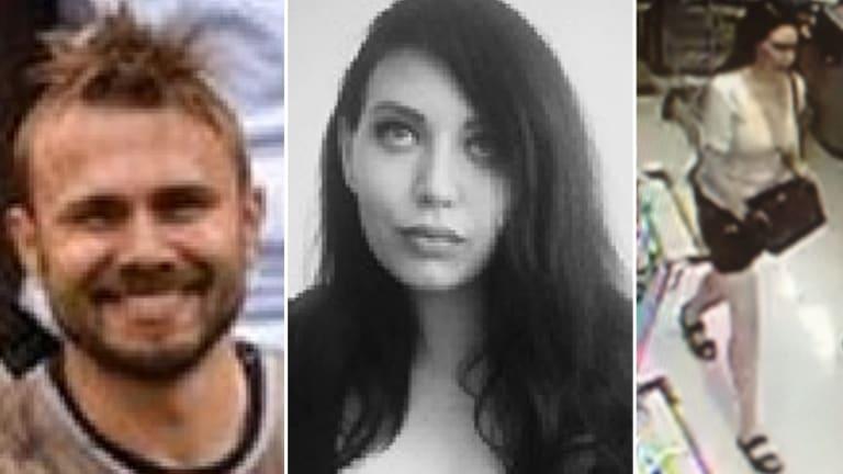 Two Latvian nationals. Nastasija Sveinika, 27, and Aleksandrs Gorikijis, 25, accused of running an online scam, have been arrested in Brisbane.