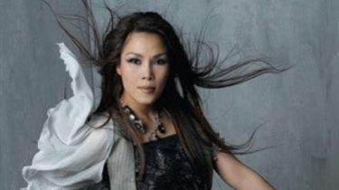 """""""Queen of Soft Rock"""" Tian Zhen."""