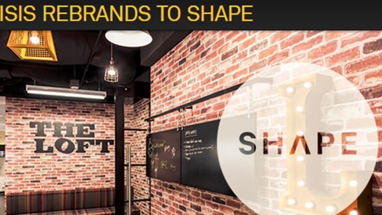 A screenshot from SHAPE's website.