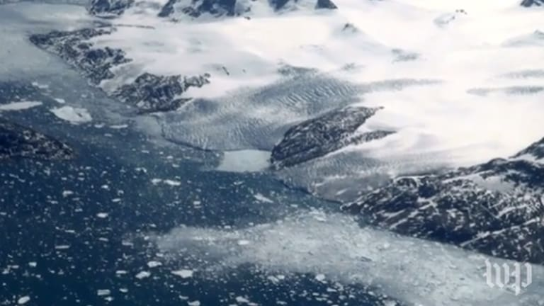 Scientists have a theory about why the planet is going through a record warm stretch except for this area near Greenland.