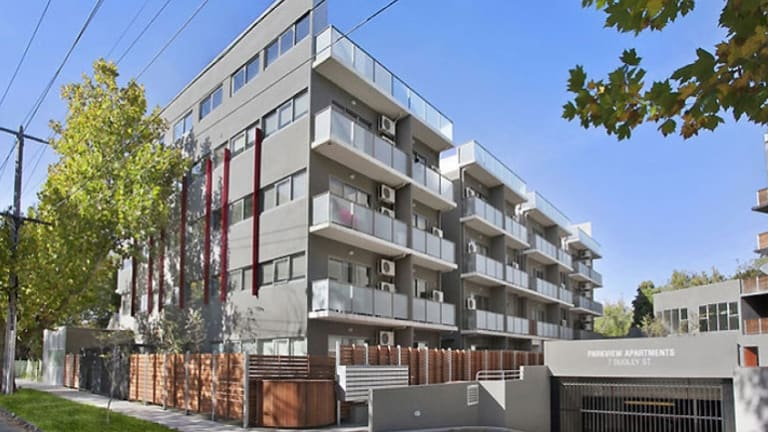 The student accommodation block Dudley House, in Caulfield East, is at the centre of alleged transactions.