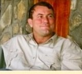 Theunis Botha, who was killed while hunting in Zimbabwe.