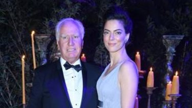 Neville Crichton and his fiance Nadi Hasandedic will get married this weekend.