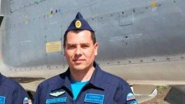 Survivor Captain Konstantin Murakhtin