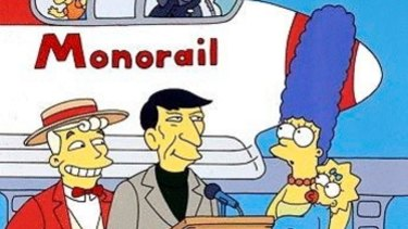 Some want the stations named after The Simpsons' Marge vs. the Monorail episode.